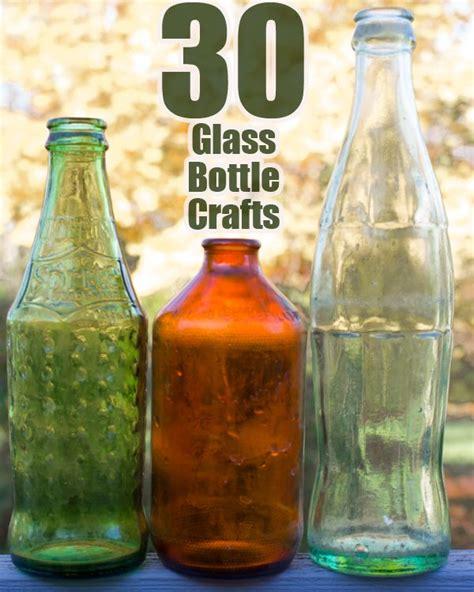 glass bottle craft projects best 25 glass bottle crafts ideas on bottle