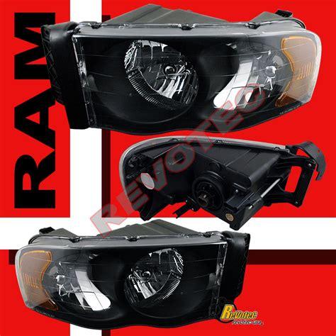 2003 dodge ram 1500 tail lights 02 05 dodge ram 1500 03 05 2500 3500 pickup headlights
