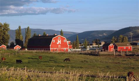 farmhouse ranch farm and ranch total immersion 171 red leaf canada canada