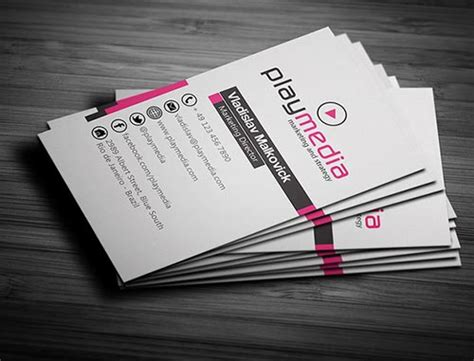 Card Layout Inspiration | the ultimate guide to creating a business card youzign blog