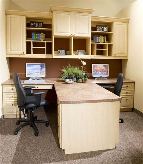 Dual Desk Home Office House Plans With Office Home Office Home Office Desk Plans