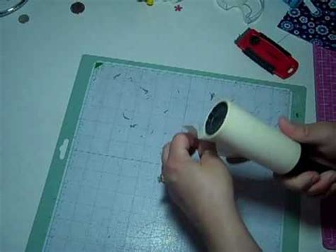 re stick cricut mat