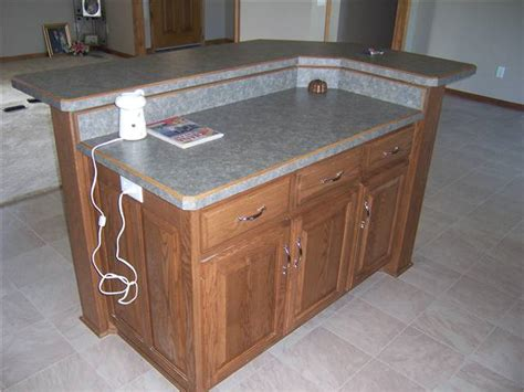 Laminate Bar Tops by Countertop Styles Materials Ds Woods Custom Cabinets