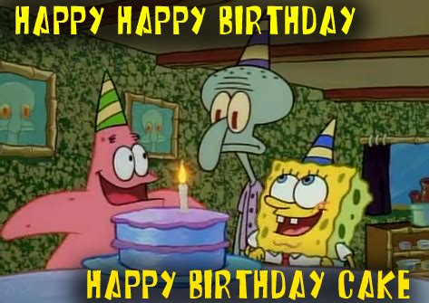 Spongebob Happy Meme - birthday quotes funny tumblr 300x300 birthday quotes funny