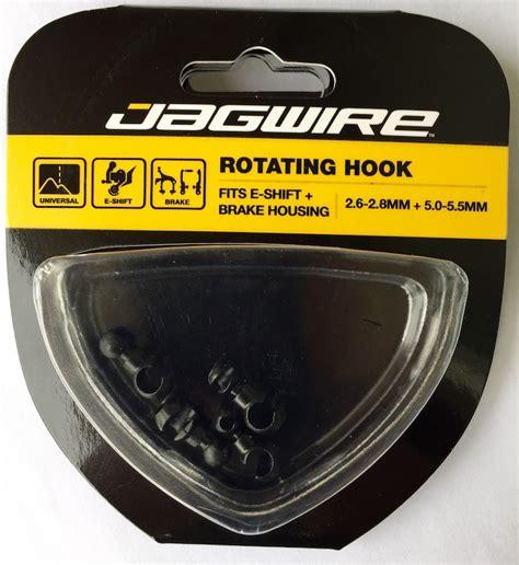 Rotating Hook Jagwire 4 Pcs 2016 Jagwire Rotating Hook For E Shift Brake Housing For Sale