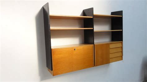 Modular Wall Storage Furniture by Scandinavian Mid Century Modern Modular Wall Mounted Desk