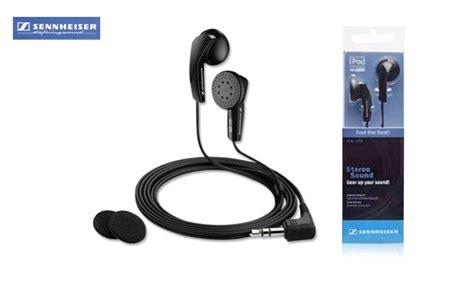 sennheiser mx 170 in ear earphones black
