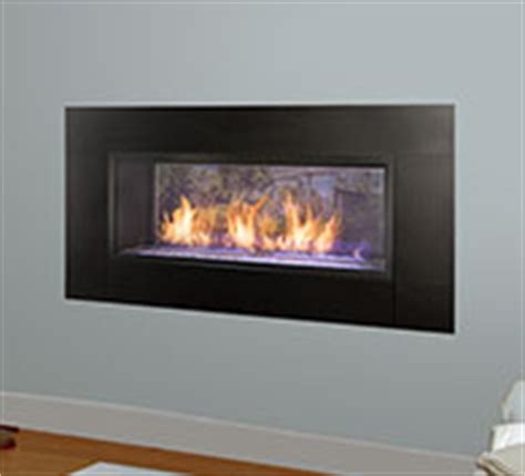 Vent Free See Through Gas Fireplace by Artisan Vent Free Gas Fireplaces By Monessen Hearth