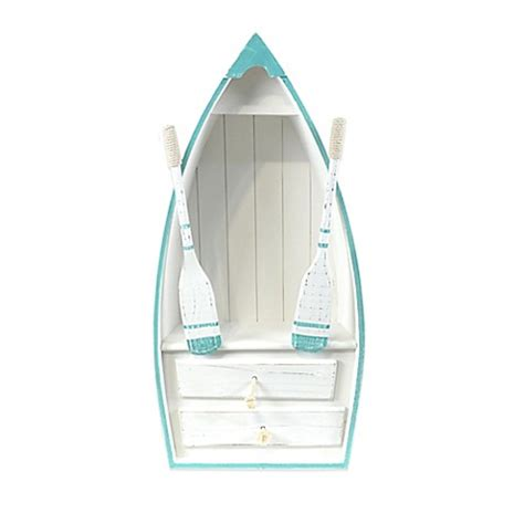 boat with bed and bathroom nautical shelf with drawers bed bath beyond