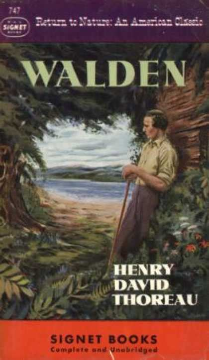 walden classic book signet book covers 1200 1249