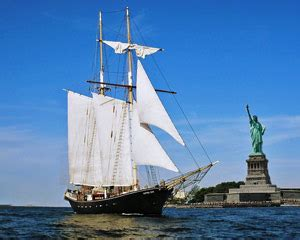 sailboat ride nyc sailing manhattan tall ship discovery cruise new york