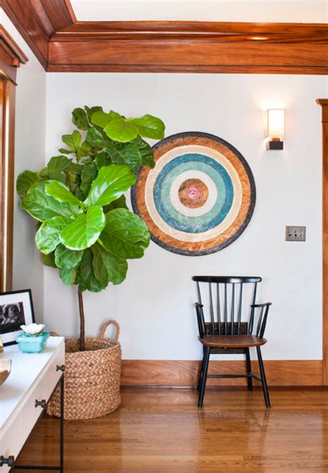 Good Indoor Plants how to decorate with tall indoor plants