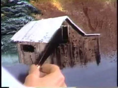 papp bett bob ross painting house on canvas based on a bob ross