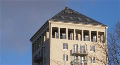 wohnung hellerau wasserturm in dresden klotzsche 1936 ns architektur und