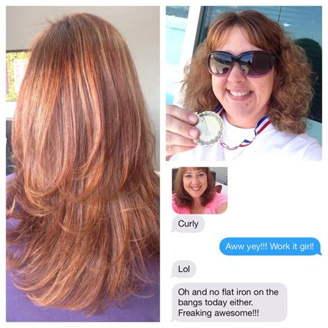 Blowout Hairstyle Tools by Henna Curly Hair Before And After Makedes Learn To