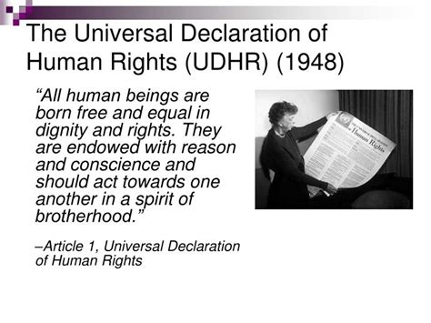 human rights caign universal declaration of human rights caign what are ppt