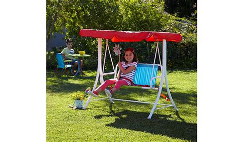 asda swing kids swing seat garden furniture george at asda