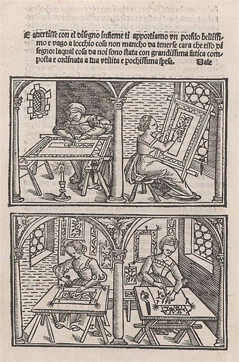 libro a century of design libro quarto de rechami per elquale se impara in diuersi modi lordine e il modo de recamare