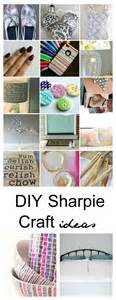 diy craft ideas 25 sharpie diy craft ideas fun sharpie projects