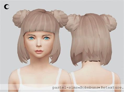 child bob haircut sims 4 kalewa a bob n buns child sims 4 downloads sims 4