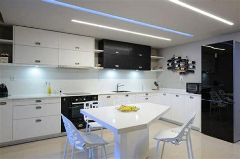 innovative kitchen designs led k 252 chenbeleuchtung funktional und umweltschonend die
