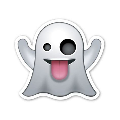 emoji ghost ghost 1 40 aud liked on polyvore featuring home home