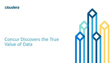 concur discovers the true value of data
