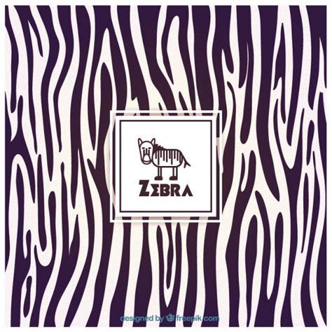 zebra pattern ai zebra print background vector free download