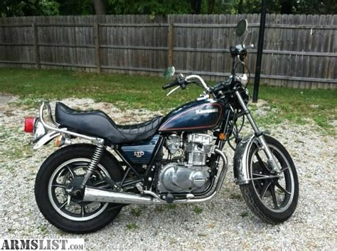 Kawasaki 440 Ltd For Sale by Armslist For Sale Trade 82 Kawasaki Kz440 Ltd For Firearm