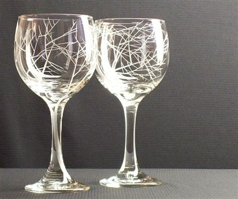 Wine Glass Painting Ideas - glass painting designs and patterns easyday