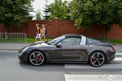 Porsch Targa by Porsche 991 Targa 4s 14 August 2016 Autogespot