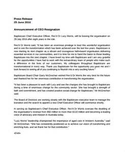 docs press release template doc 460595 press release template sle 6 press