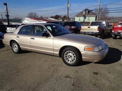 1998 ford crown victoria for sale 156 used cars from 325 1998 ford crown victoria for sale carsforsale com