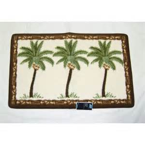Palm Tree Bathroom Rugs Palm Tree Bath Rug From Target Home