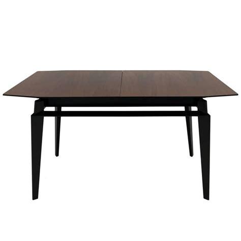 italian extendable dining table mid century italian extendable rosewood dining table by
