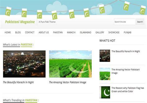 themes download pakistani pakistani magazine blogger template 2014 free download
