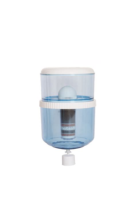 Water Dispenser With Purifier replacement water cooler bottle 8 stage charcoal water