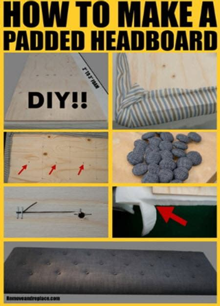 how to make a padded headboard for a bed how to make a padded headboard for a bed homestead
