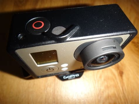 Gopro 3 Series Hd3 gopro 3 the frame mount look unsponsored