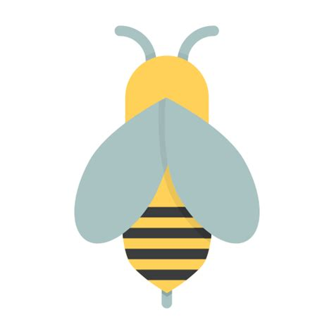 honey bee icon apiary apiculture bee beekeeping fly honey insect