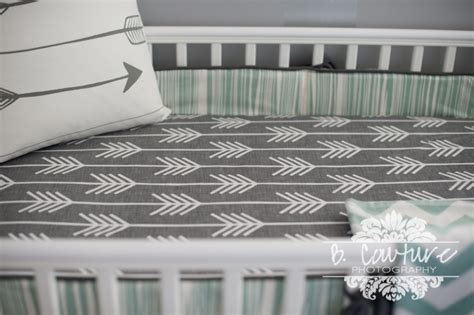 arrow baby bedding baby boy modern arrow nursery mint and grey baby boy