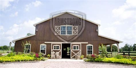 Home Floor Plans With Prices by Armstrong Steel Helps Karla In Texas With Her Barndominium