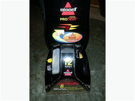 bissell proheat protech 12 carpet cleaner carpet vidalondon