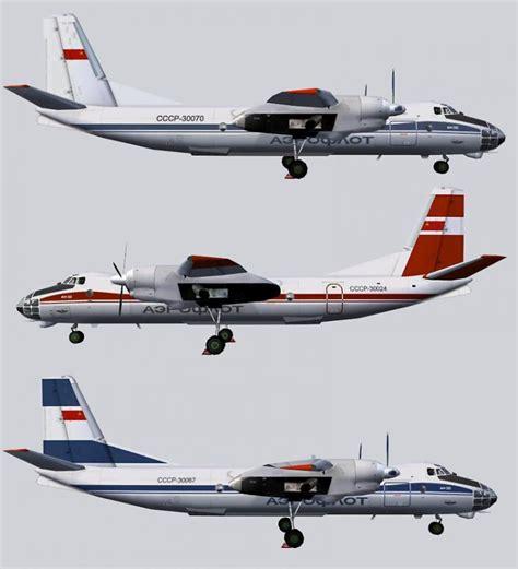 ai pattern models fs2004 ai traffic aircrafts files interflug avsim su
