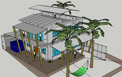 House Design Sketchup How To Design With Sips Duratherm Building Systems