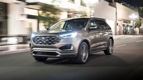 2019 Ford Edge by 2019 Ford Edge Titanium Elite Is Nothing But An Appearance