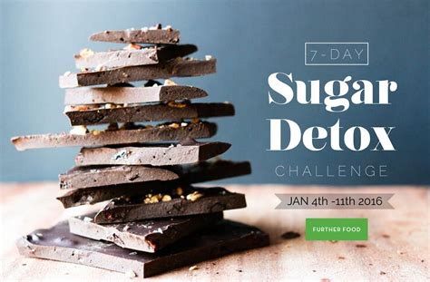 Further Foods Sugar Detox by Sugar Detox Challenge Contest Further Food