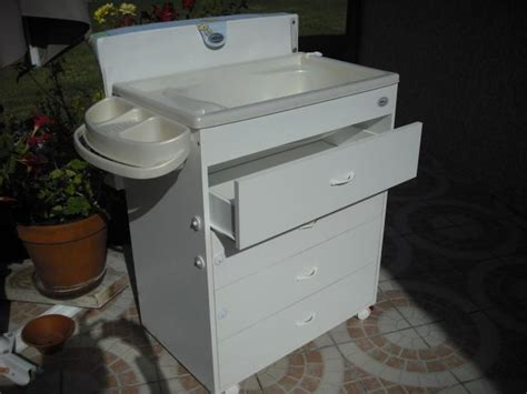 commode a langer baignoire table rabattable cuisine commode baignoire table a