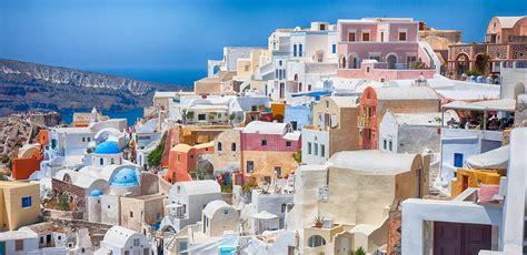 los angeles  greek islands mykonos rhodes crete