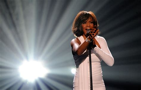 whitney houston dead in bathtub it happened this week whitney houston grammys revenge